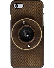 Lomography camera dvhd-nth Phone Case i-phone-8-case