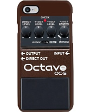 Guitar effect octave dvhd-ntv Phone Case i-phone-8-case
