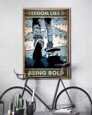 Skate freedom 11x17 Poster lifestyle-poster-7