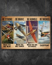 Air race strong brave dvhd-ntv 24x16 Poster aos-poster-landscape-24x16-lifestyle-13