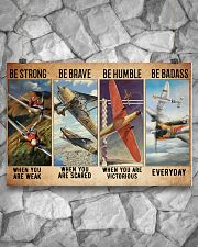 Air race strong brave dvhd-ntv 24x16 Poster poster-landscape-24x16-lifestyle-14