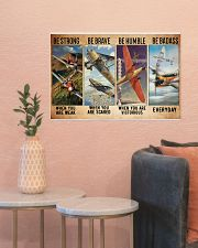 Air race strong brave dvhd-ntv 24x16 Poster poster-landscape-24x16-lifestyle-22