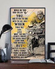 Ride go on ATV dvhd-cva 11x17 Poster lifestyle-poster-2