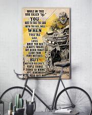 Ride go on ATV dvhd-cva 11x17 Poster lifestyle-poster-7