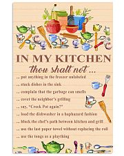 In my kitchen 24x36 Poster front