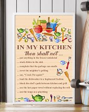 In my kitchen 24x36 Poster lifestyle-poster-4