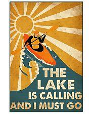 kayak lake call dvhd cva 11x17 Poster front