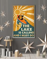 kayak lake call dvhd cva 11x17 Poster lifestyle-holiday-poster-1