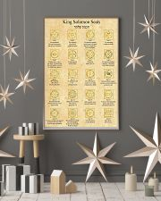 King solomon seal dvhd-ntv 11x17 Poster lifestyle-holiday-poster-1