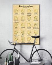 King solomon seal dvhd-ntv 11x17 Poster lifestyle-poster-7