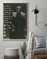 samurai nothing ouside pt btn-dqh 11x17 Poster lifestyle-poster-1