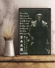 samurai nothing ouside pt btn-dqh 11x17 Poster lifestyle-poster-3