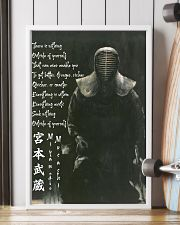 samurai nothing ouside pt btn-dqh 11x17 Poster lifestyle-poster-4