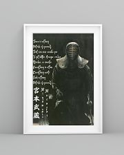 samurai nothing ouside pt btn-dqh 11x17 Poster lifestyle-poster-5