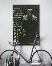 samurai nothing ouside pt btn-dqh 11x17 Poster lifestyle-poster-7