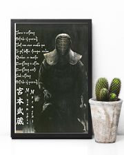 samurai nothing ouside pt btn-dqh 11x17 Poster lifestyle-poster-8