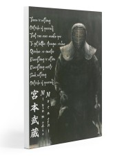 samurai nothing ouside pt btn-dqh 20x30 Gallery Wrapped Canvas Prints thumbnail