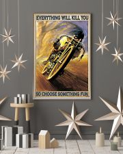 Choose fun cafe racer-pml 11x17 Poster lifestyle-holiday-poster-1
