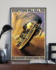 Choose fun cafe racer-pml 11x17 Poster lifestyle-poster-2