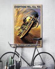 Choose fun cafe racer-pml 11x17 Poster lifestyle-poster-7