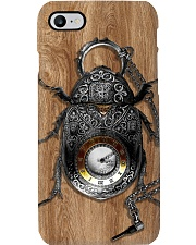 steampunk bug insect beetle pc ttb ngt Phone Case i-phone-8-case