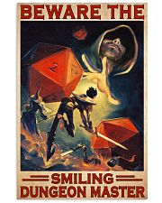 DnD smiling dm 11x17 Poster front