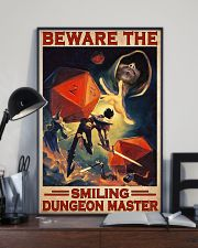 DnD smiling dm 11x17 Poster lifestyle-poster-2