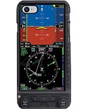 Multi-function Flight Displays pc mttn ngt Phone Case i-phone-8-case