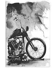 Motorcycle ink dvhd-pml 11x17 Poster front