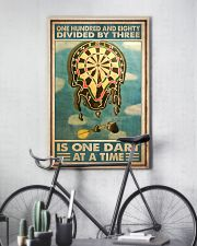 Dart at a time dvhd-cva 11x17 Poster lifestyle-poster-7