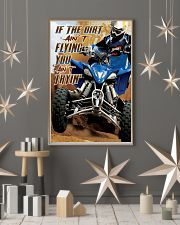 Dirt aint fly dvhd-cva 11x17 Poster lifestyle-holiday-poster-1