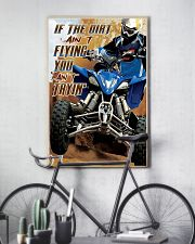 Dirt aint fly dvhd-cva 11x17 Poster lifestyle-poster-7