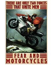 napoleon bike r1 11x17 Poster front