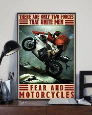 napoleon bike r1 11x17 Poster lifestyle-poster-2