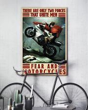 napoleon bike r1 11x17 Poster lifestyle-poster-7