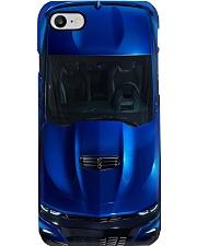 Chevr gen6 cama Blue dvhd-pnl Phone Case i-phone-8-case
