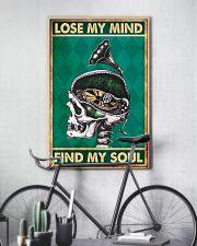 Vinyl lose mind dvhd-nna 16x24 Poster lifestyle-poster-7