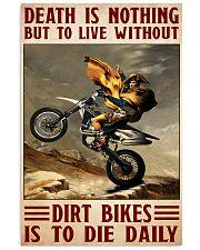 Napoleon dirt bike 24x36 Poster front