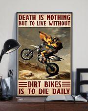 Napoleon dirt bike 24x36 Poster lifestyle-poster-2