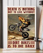 Napoleon dirt bike 24x36 Poster lifestyle-poster-4