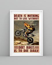 Napoleon dirt bike 24x36 Poster lifestyle-poster-5