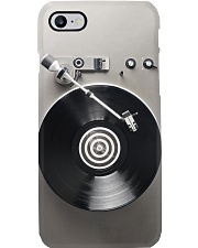 Vinyl silver dvhd-pml Phone Case i-phone-8-case