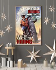 Get old riding dvhd-cva 11x17 Poster lifestyle-holiday-poster-1
