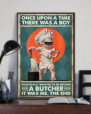 Butcher once upon 24x36 Poster lifestyle-poster-2