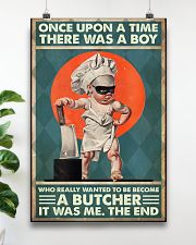 Butcher once upon 24x36 Poster poster-portrait-24x36-lifestyle-19