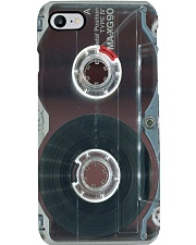 Catsette tape dvhd-pml Phone Case tile