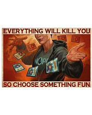 MTG choose fun 36x24 Poster front