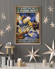 Chess good move dvhd -NTV 11x17 Poster lifestyle-holiday-poster-1