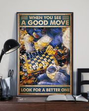 Chess good move dvhd -NTV 11x17 Poster lifestyle-poster-2