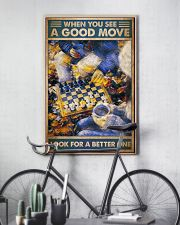 Chess good move dvhd -NTV 11x17 Poster lifestyle-poster-7